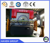WC67S-100X6000 E21 máquina de doblado de la placa de acero hidráulico