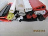 Ясные прозрачные прокладки уплотнения выпушки силиконовой резины с по-разному размерами