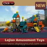 Openlucht Plastic Speelplaats de Van uitstekende kwaliteit van Ce China (x1509-2)