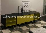 イタリア様式の木製のキャビネットの居間の木のキャビネット(SM-D42)