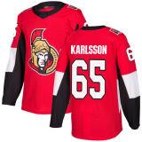 Pullover del hokey dei senatori Erik Karlsson Jean-Gabriel Pageau Fredrik Claesson di Ottawa
