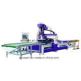 couteau de Module de l'emboîtement 1325A personnalisant le couteau de gravure du bois de solution de production de meubles avec 20 outils de PCS