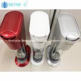 Novo Design Espumante Prata água gasosa Maker para a Europa