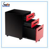 Fach-mobiler Stahlschrank der Büro-Aktenspeicherungs-3