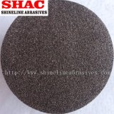 Brown fixierte Aluminiumoxyd-Poliermittel