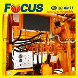 Hbts60.13.90 pompe concrète électrique montée par remorque, ligne hydraulique pompe concrète de remorque