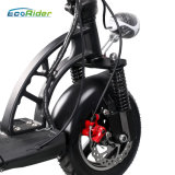 Ecorider Pontapé eléctrico em Duas Rodas Motor scooter Vespa Scooter de mobilidade