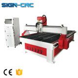La madera de madera CNC Router/PVC/máquina de corte y grabado con la tabla de vacío