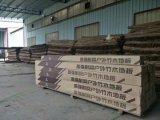 Suelo de bambú del Decking del hilo al aire libre largo de la garantía