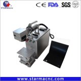 Metal marcadora láser de alta calidad -Starmacnc Laser