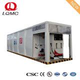 20FT conteneur de stockage en vrac diesel portable Station de remplissage
