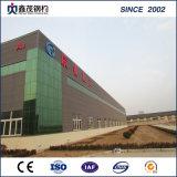 Structure en acier chinois Atelier de fabrication d'usine de structure en acier