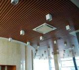El panel acústico de madera del surco del MDF
