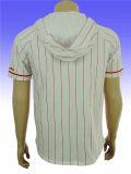 T-shirts d'hommes d'impression de coton peigné par qualité
