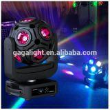 Nueva llegada DMX512 LED DJ 12X12W RGBW 4in1 DJ Luz para Night Club