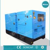 gruppo elettrogeno diesel del baldacchino silenzioso di 120kVA Weichai