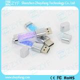 さまざまなカラー水晶宝石類USBのペン駆動機構(ZYF1902)