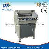 Автомат для резки резца 18inch диаграммы конторских машин (WD-4605K) бумажный