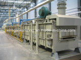 Steel Wire Rope를 위한 강철 Wire Industrial Furnace Type B Suitable