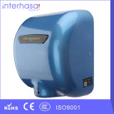 CE Europa Hand Dryer di ABS fissato al muro High Speed 1800W