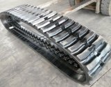 Trilha de borracha (420X100X54) para a lagarta, Hanix, Kubota, Yanmar, máquina escavadora de Nissan