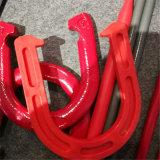 Gioco a ferro di cavallo per il gioco popolare dei ferri di cavallo di plastica di forma fisica di divertimento
