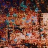 Filme Hydrografic 0.5/1m de largura Aqua Imprimir filme de impressão por transferência hidrográfico
