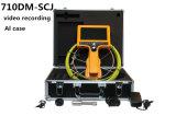 Drene o molinete para Sewering Micro Câmara de inspecção subaquática