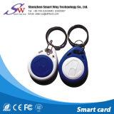 La RFID passive 13.56MHz unique Trousseau pour accéder à la carte de contrôle