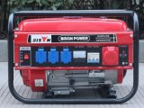 Портативный 2Квт китайский бензиновый генератор 2500