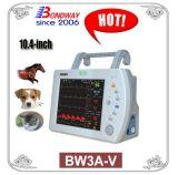 Parámetro de veterinaria, Vet Monitor Monitor de Paciente, gran pantalla, sistema de monitorización