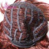 Mono capelli di Kaneta Synethetic della parrucca del merletto di Janpanses