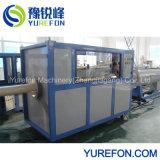 Rosca extrusora dupla máquina de produção para a saída de escape/esgotos/Tubo de drenagem