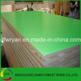 MDF profesional de la melamina del MDF 16m m de la fabricación para los muebles