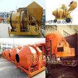 África do Mercado Use Diesel Reversible Drum Betoneira em Lagos