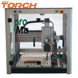 Fackel CNC-gedruckte Schaltkarte, die Machinetorch CNC-gedruckte Schaltkarte herstellt Maschine 3200A bildet
