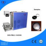 CE de la máquina Mini Láser de Grabado y Corte