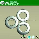 ステンレス鋼の平らな洗濯機DIN9021 (M6、M8、M10)