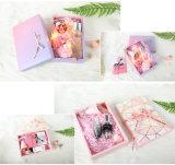 Boîte cadeau minimaliste, exquise de rouge à lèvres, haut de gamme Coffret Cadeau Cadeau de la main, Creative grand rectangle lumineux boîte cadeau d'emballage