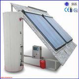 2016年のバルコニーによって分けられるヒートパイプの太陽給湯装置