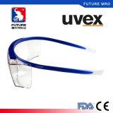 Uvex clairement anti brouillard des lunettes de sécurité à la poussière avec ailes latérales de protection de l'oeil