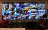 Mosaik 55-Inch Fernsehapparat-Wand Großbild-LCD-Monitor