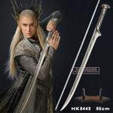 PlaqueまたはScabbardの映画Swords