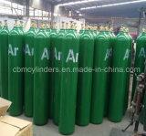 cilindri verdi dell'argon 40L
