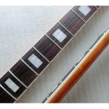 Collo basso registrato tallone di jazz canadese dell'acero della stringa del palissandro 4