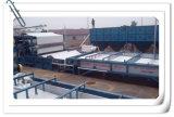 La courroie de asséchage de cambouis enfoncent l'usine de traitement des eaux résiduaires