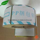 La agrupación de cajas de cartón PP tira de plástico PP correas de embalaje