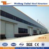 Edificio de acero prefabricado diseño de Morden hecho de China