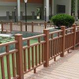 Деревянная пластичная составная колонка для сада (M11)