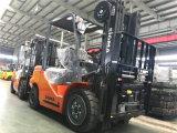 판매 포크리프트 모형 Fd35를 위한 새로운 3.5ton 디젤 엔진 지게차